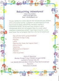 Babysitting Ads 24 Best Babysitting Flyers Images On Pinterest Babysitting Flyers Ad