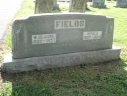 William Claude Fields (1885-1957) - Find A Grave Memorial