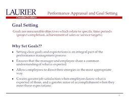 Performance Job Appraisal Template Employee Work Examples Form