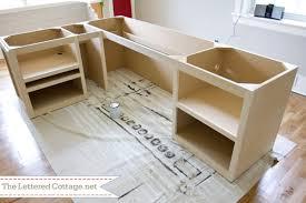 Parsons-style modern DIY deskThe next creation is quite original! See the  full tutorial at FMFY.DIY hairpin leg deskOr eliminate the need for desk  legs ...