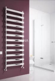 REINA DENO STAINLESS STEEL HEATED TOWEL RAILS