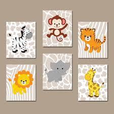 boy animal wall art boy animal nursery jungle safari animals baby boy nursery wall art boy bedroom wall art boy nursery decor boy set of 6 includes 6  on safari animal wall art with safari jungle animals wall art jungle animals nursery decor safari