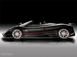 PAGANI Zonda F Roadster specs - 2006, 2007, 2008, 2009 - autoevolution