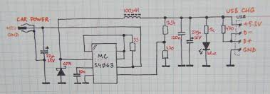 micro usb charging port diagram images related this micro usb car charger wiring diagram micro usb car
