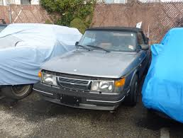 The Fabulous Flatnose Register | The 1986 SAAB 900 convertible ...