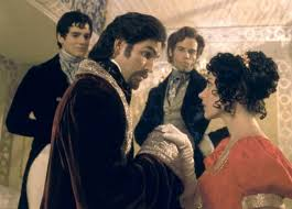 count of monte cristo film review revenge well planned the count and mercedes in the count of monte cristo photo touchstone pictures