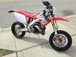 cr 250 supermoto motorcycles for sale