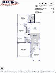 dr horton monterey floor plan unique kb homes floor plans archive elegant 44 best single story