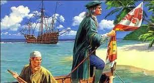 「哥倫布1492年首次抵達美洲」的圖片搜尋結果