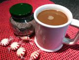 bavarian mint coffee   adult drink