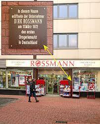 Rossmann drogerie