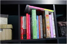 Paula Deen Kitchen Cabinets Numerous Cookbook Shelf Design Modern Shelf Storage And Storage