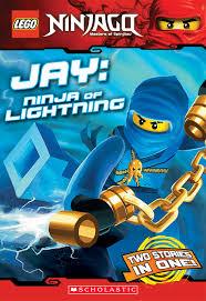 Jay, Ninja of Lightning (LEGO Ninjago: Chapter Book) eBook by Greg Farshtey  - 9780545765954