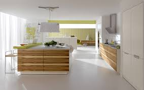 modern kitchen layout