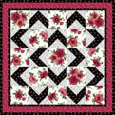 Walk About Quilt Pattern - Ann Lauer - Grizzly Gulch Gallery ... & Walk About Quilt Pattern Adamdwight.com