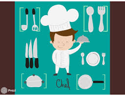 Chef Templates Happy Chef Prezi Premium Templates 1