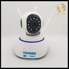 Camera Giám Sát Ip Wifi Yoosee 3 Râu 2.0 Mpx 1080p Hồng Ngoại Ban Đêm –  Ohno Việt Nam | - Hazomi.com - Mua Sắm Trực Tuyến Số 1 Việt Nam
