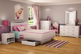 Step One Full/Queen 6 Piece Bedroom Set in Pure White