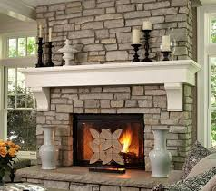 ... Large-size of Unusual Image Stone Electric Fireplace Remodelling Faux  Stone Electric Fireplace Design in ...