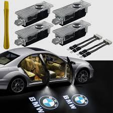 3d Shadow Light Bmw Car Door Light Led Logo Projector Light Henlight 4 Pcs Led Car Entry Ghost Shadow Laser Projector Welcome Lights For Bmw 3 5 6 7 Xz Gt Series