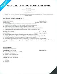 software testing resume samples software tester sample resume sample resume of software tester