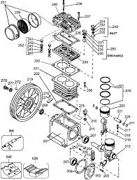 husky air compressor 516 051 wiring diagram wiring diagram database Air Compressor 3 Wire Wiring Diagram dewalt d55270 5 5 hp gas 8 gal wheeled compressor (type 3) parts and craftsman air compressor wiring diagram husky air compressor 516 051 wiring diagram