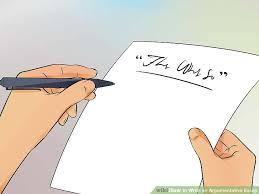 Example Of Argument Essays How To Write An Argumentative Essay With Pictures Wikihow