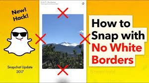 how to post to snapchat