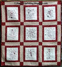 Redwork+Christmas+Quilt+Patterns | Weekly Themed Quilt Contests ... & Redwork+Christmas+Quilt+Patterns | Weekly Themed Quilt Contests / Quilter's  Fun, Adamdwight.com
