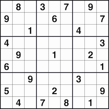 Free Printable Sudoku Or Sudoku Template Blank Sudoku Grid Sudoku