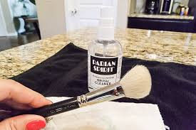 parian spirit brush cleaner how to clean your makeup brushes makeup brush cleaners