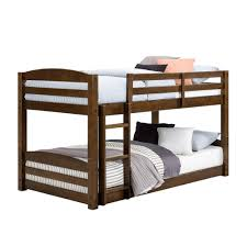better homes and gardens tristan twin floor bunk bed multiple finishes