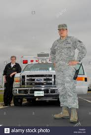 Air Force Paramedic Roy Johnson 2nd Medical Operations Squadron Civilian