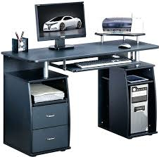 desk computer desk with keyboard tray canada black computer desk with keyboard tray computer desk