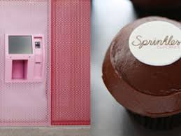 Cupcake Vending Machine Houston Gorgeous Sprinkles Cupcake ATM To Hit Gold Coast This Weekend Chicago