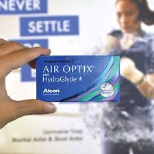neversettle for blurry vision with air optix plus hydraglyde contact lenses food msia