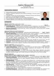 20 Sports Management Resume Samples | Best Of Resume Example
