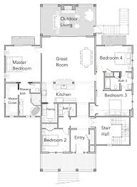 Best 25 Beach House Plans Ideas On Pinterest  Coastal House Beach Cottage Floor Plans