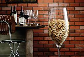 costco has 4 foot tall wine glasses need we say more