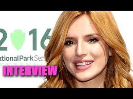 Bella Thorne Defends Dressing Sexy At Age 17 - YouTube