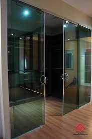 glass sliding door reliance home