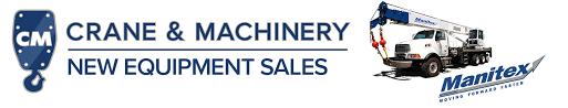 New Equipment Sales Manitex Crane And Machinery