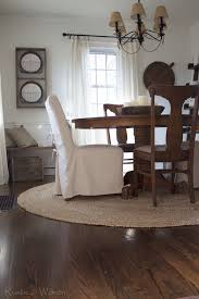 rustic and woven pottery barn braided jute round