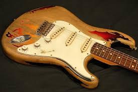 rory gallagher strat fender gallagher guitar