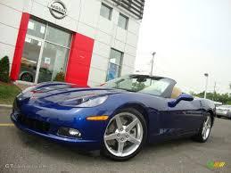 2006 LeMans Blue Metallic Chevrolet Corvette Convertible #30616651 ...