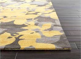 beautiful yellow and grey rugs and best blue orchid hand tufted fl pattern wool yellow gray beautiful yellow and grey rugs
