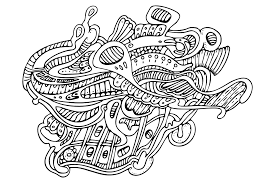 ✓ free for commercial use ✓ high quality images. Doodle Art Coloring Pages In Png And Pdf And Online App