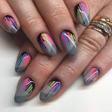 Almond Shaped Nail Designs 50 Cool Nail Designs For Almond Shaped Nails