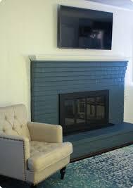 navy fireplace
