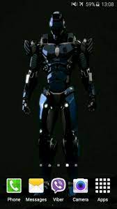 Robot 3D Live Wallpaper for Android ...